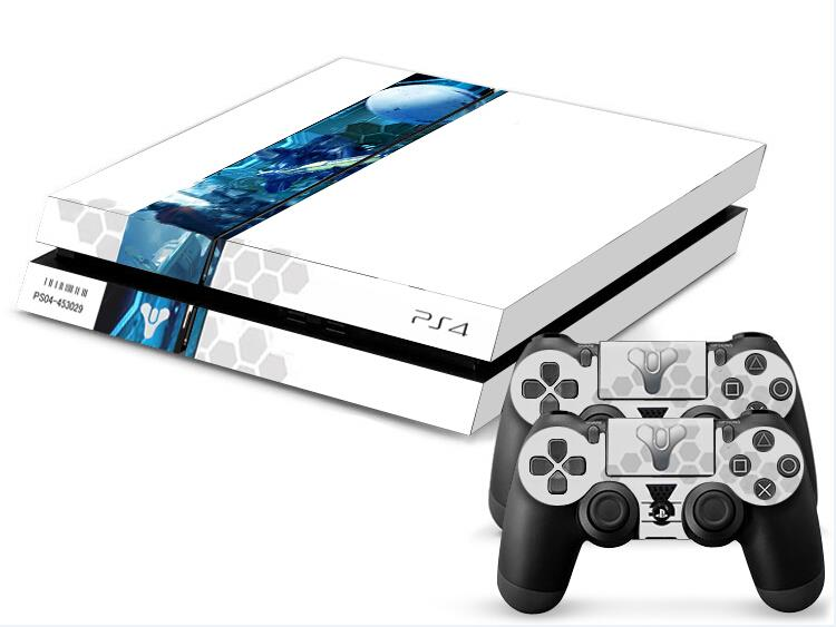 New Destiny Decal Skin Protective Sticker for PS4 Console ...