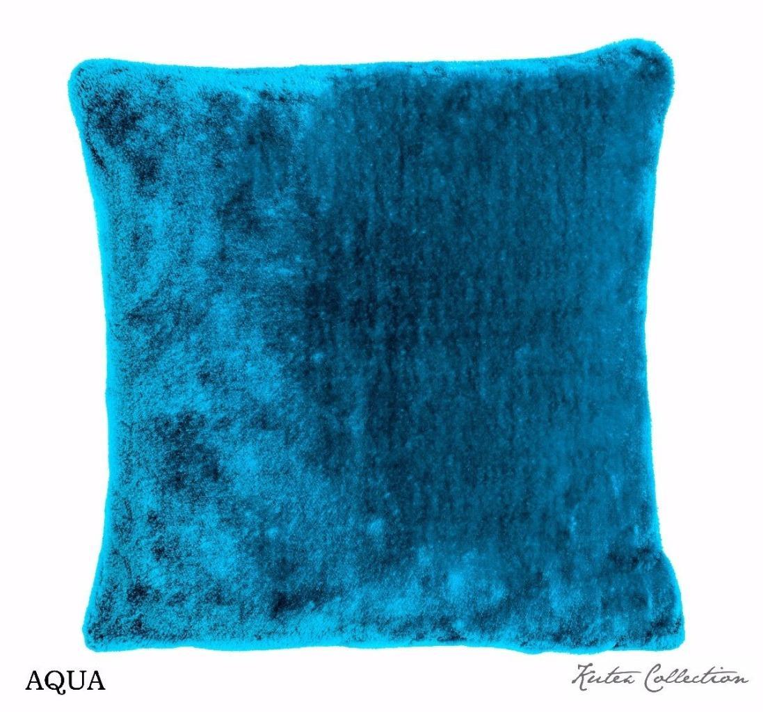 mink faux fur cushion covers 18 x 18 45 x 45 cm 11. Black Bedroom Furniture Sets. Home Design Ideas