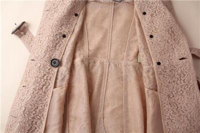 lace针织外套