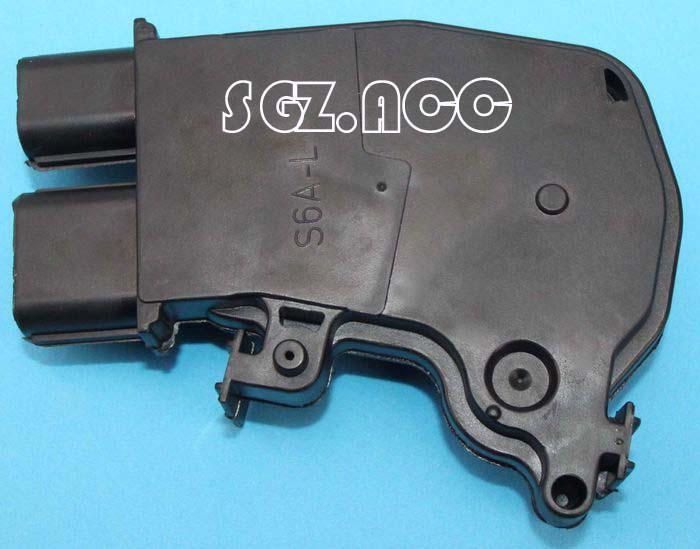 Door lock actuator lift left driver side honda accord for 05 honda accord door lock actuator