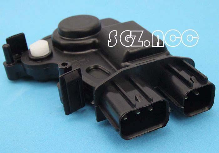 Power door lock actuator front left for honda acura accord for 05 honda accord door lock actuator