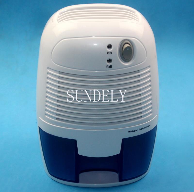 mini portable 500ml dehumidifier air home bedroom bathroom kitchen car