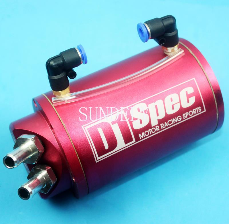 New universal car racing engine oil catch tank can for Racing motor oil brands