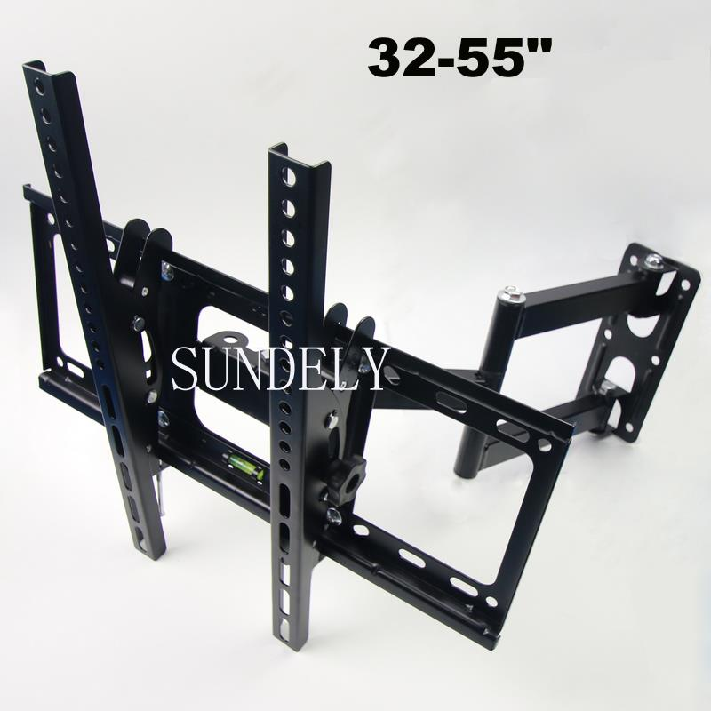 32 55 inch lcd led plasma tv wall mount bracket tilt swivel corner heavy duty ebay. Black Bedroom Furniture Sets. Home Design Ideas