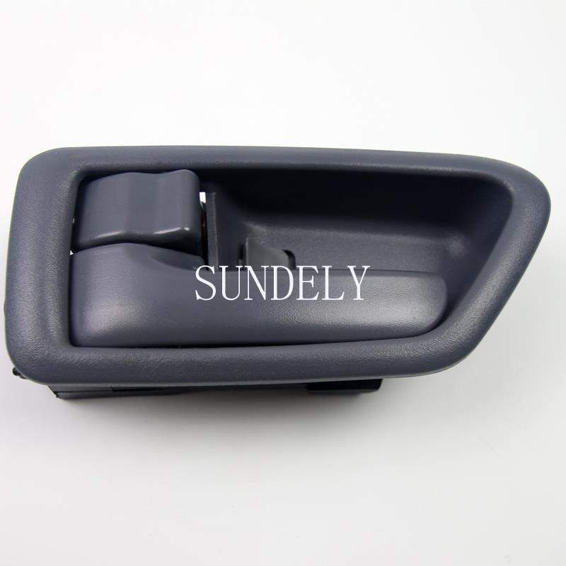 New Grey Color Left Inside Door Handle For Toyota Camry