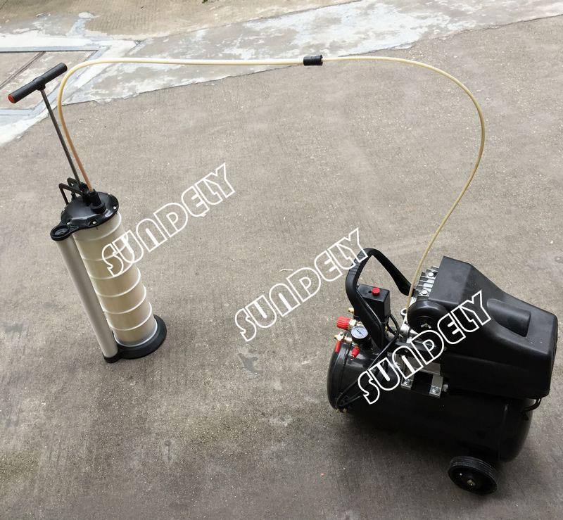 Aquarium marine vacuum extraction pump boat oil change for Outboard motor oil change pump