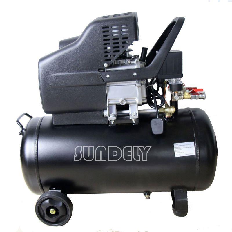 Sundely 50 Litre 2 5hp Induction Motor 9 5cfm 240v Air