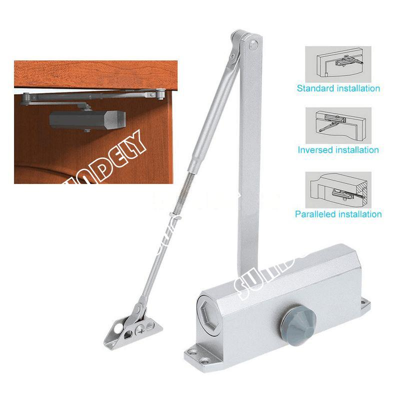 Hydraulic Arm Door Detail : New auto hydraulic arm door closer mechanical speed