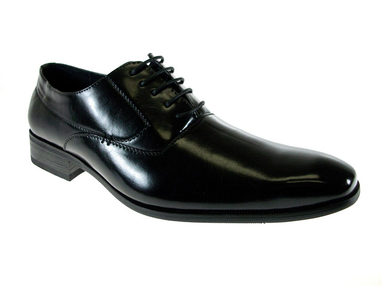mens delli aldo lace up wing tip oxford dress shoes w