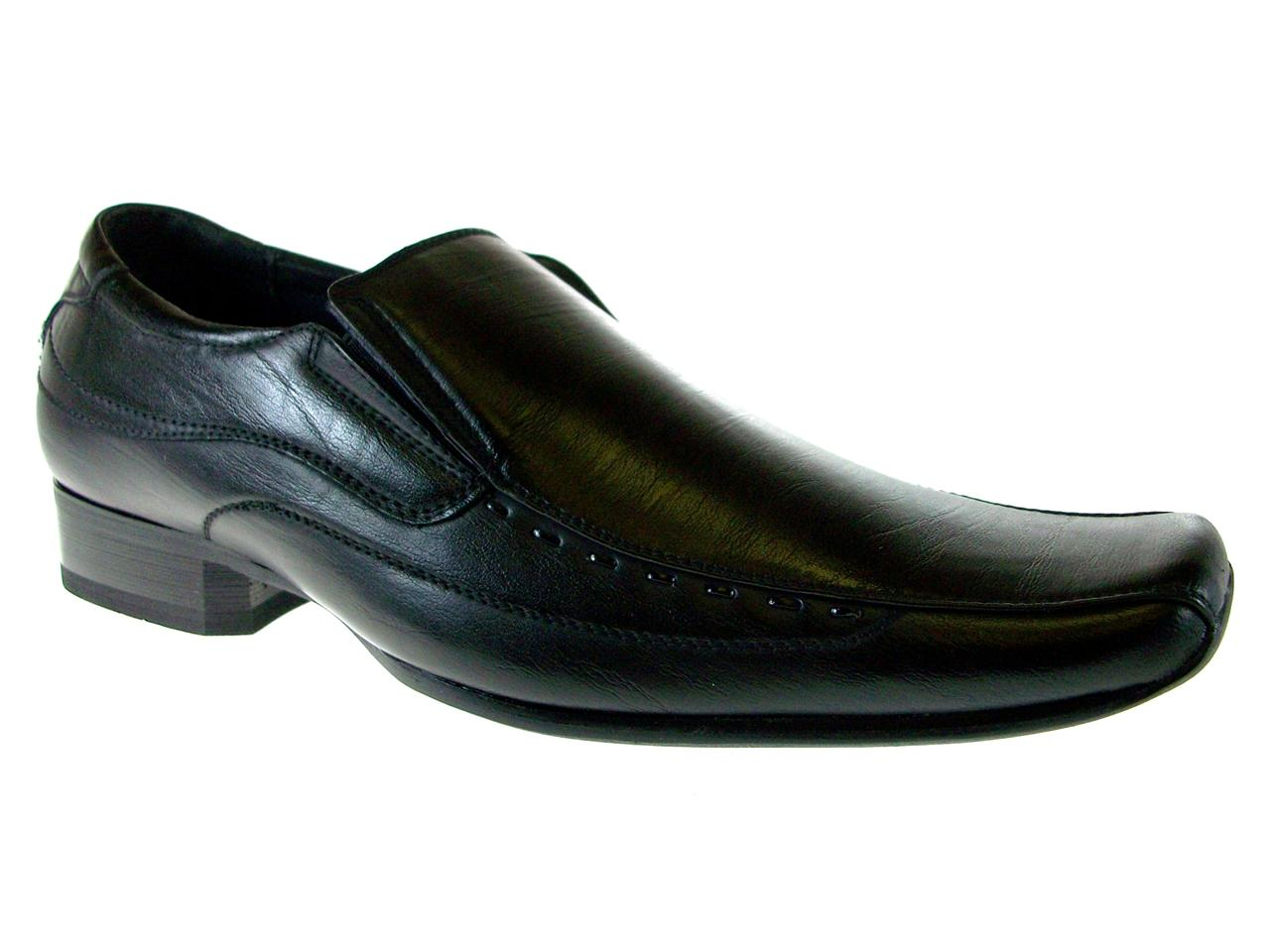 delli aldo mens slip on loafers dress classic shoes w