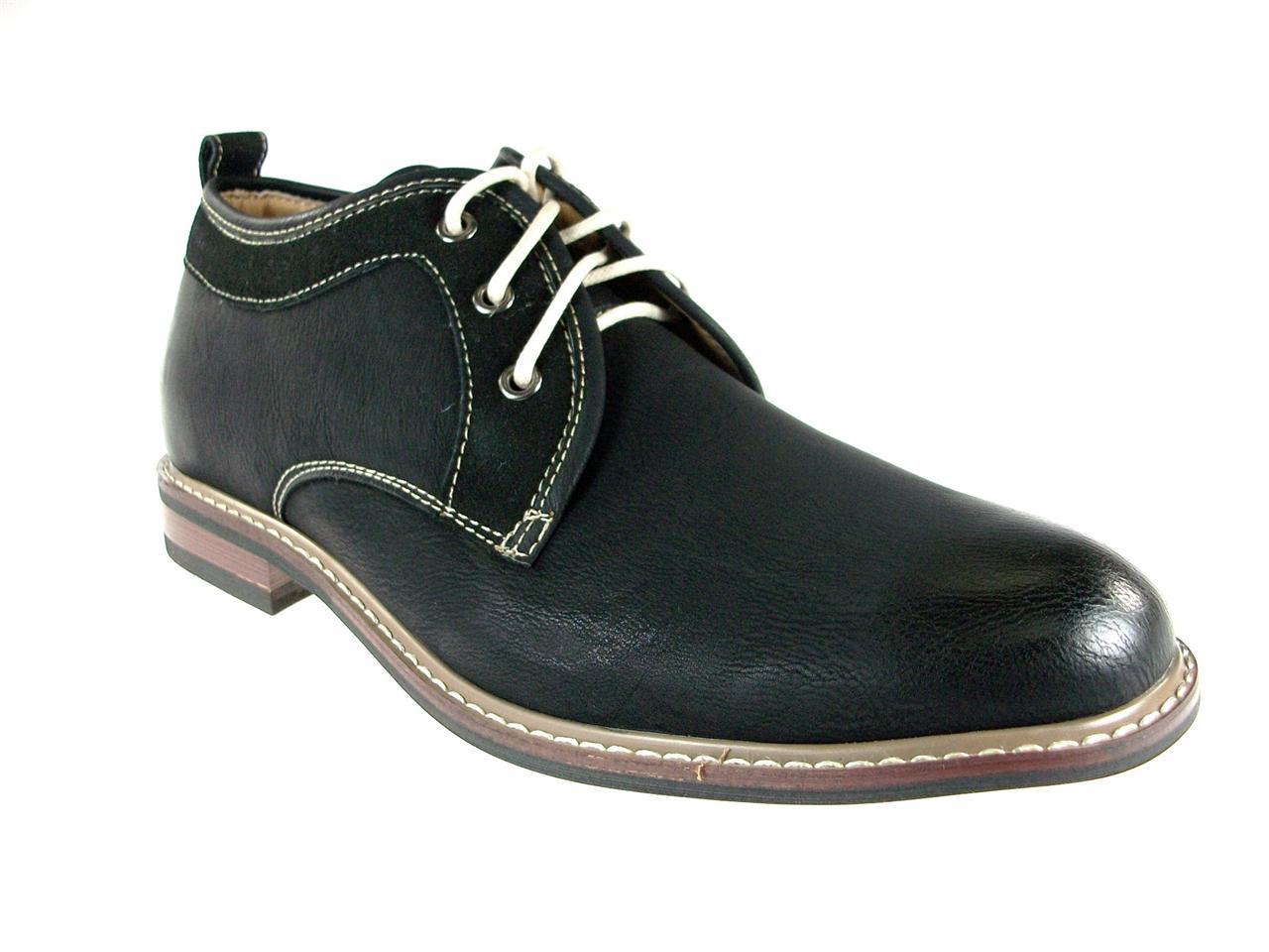 mens ferro aldo ankle high casual chukka boots 506257 ebay