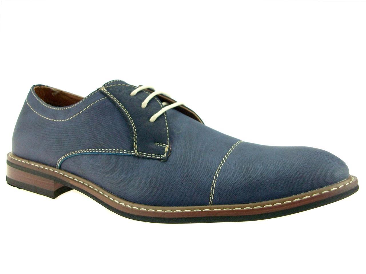 mens ferro aldo lace up casual dress classic oxford shoes