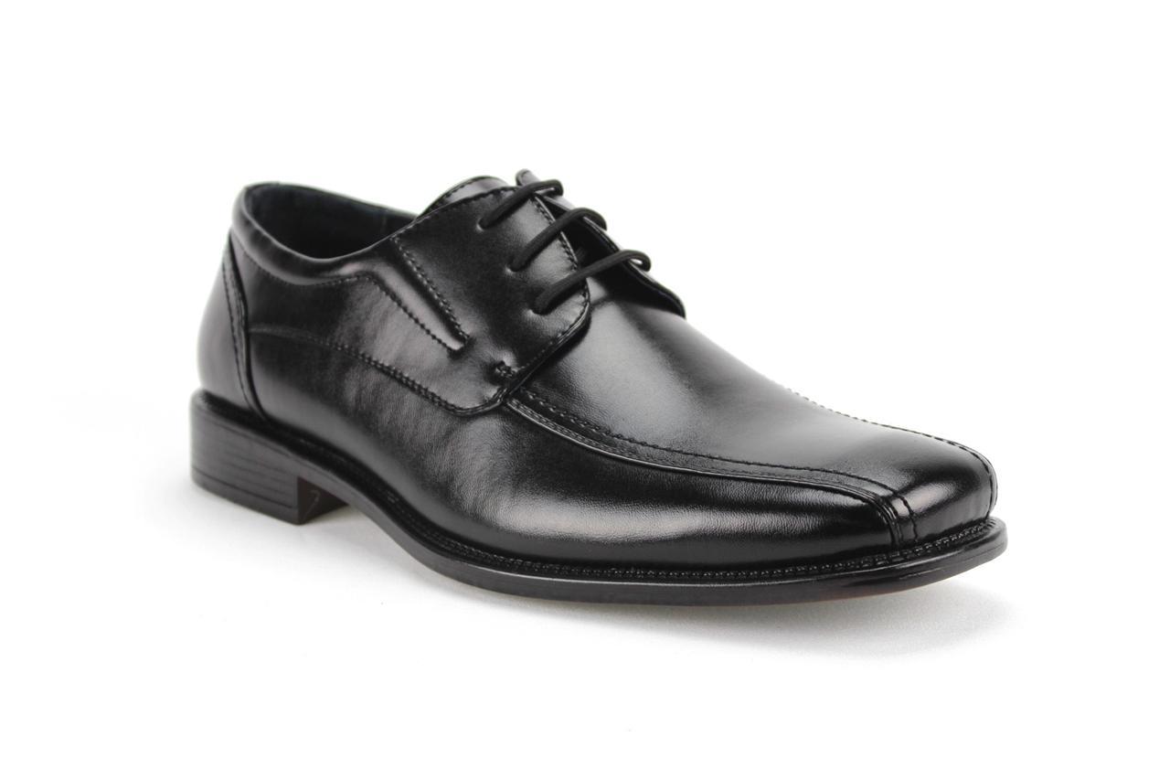 delli aldo mens lace up dress classic oxford shoes w