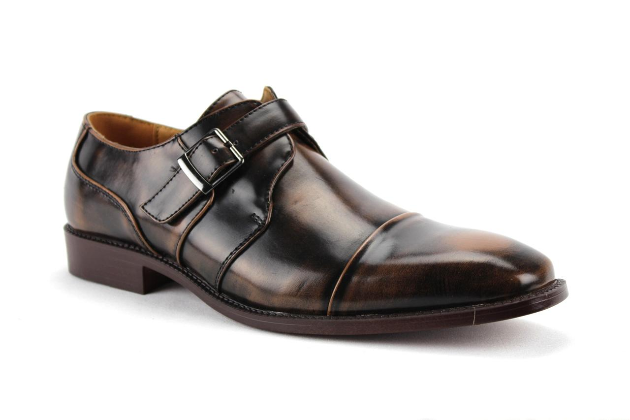 how to wear monk strap shoes