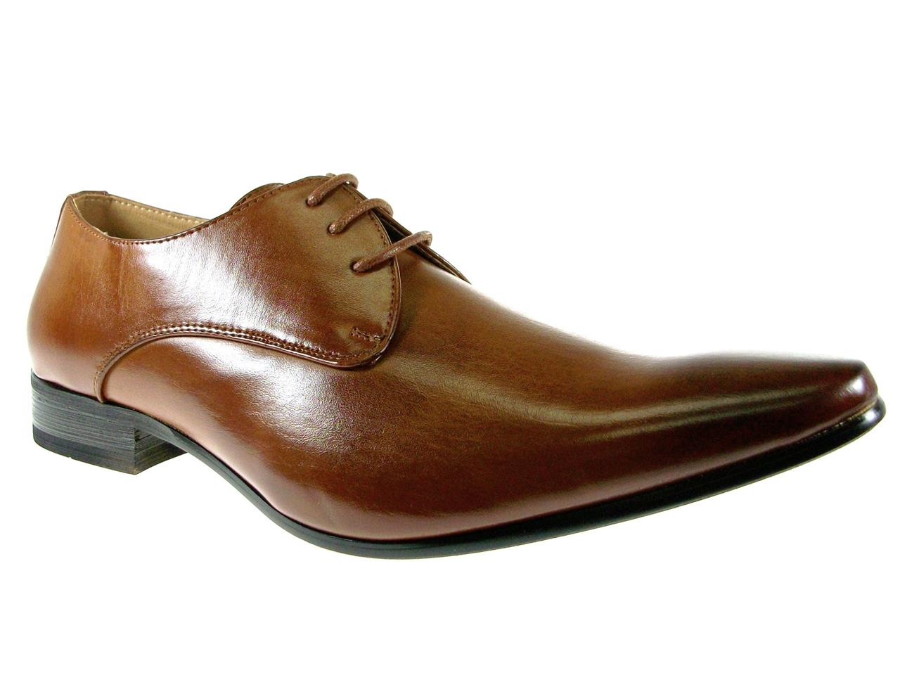 s derby pointy toe european style oxfords lace up