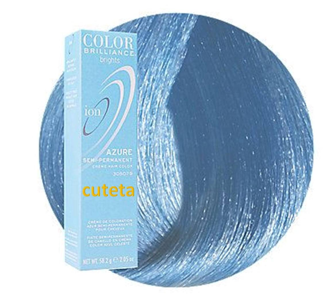 Ion Color Brilliance Brights Semi Permanent Hair Color Rose