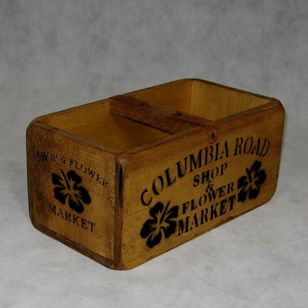 Scatole di legno rustico casse trugs fatto a mano cucina - Cucina stile vintage ...