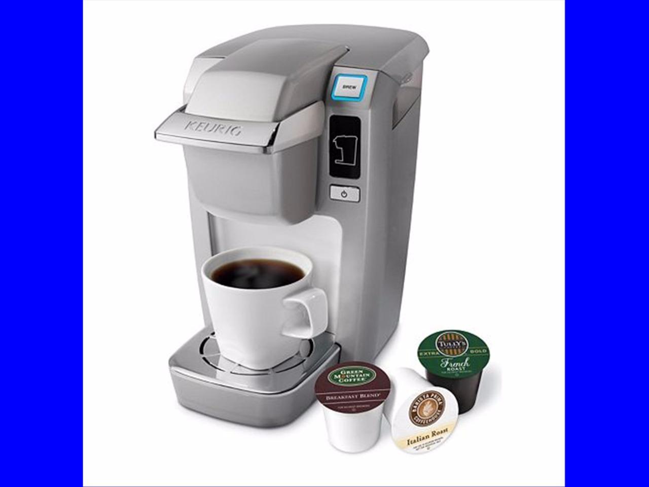 How To Use Red Keurig Coffee Maker : Keurig K10 Mini Plus Brewer Set Kit Coffee Maker New Brewing Red Black Blue eBay