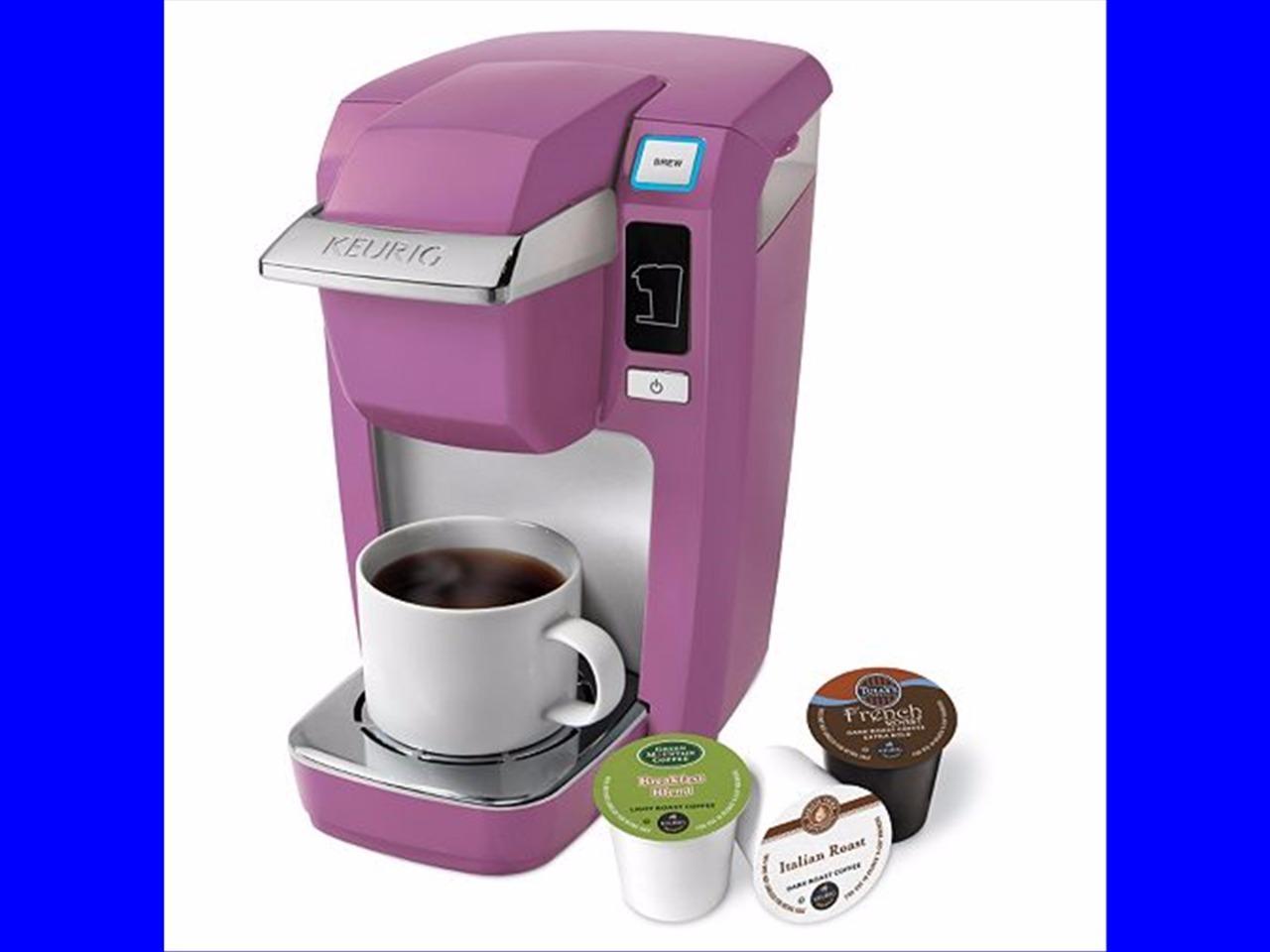 Keurig Coffee Maker Green : Keurig K10 Mini Plus White. Purple Keurig Machine. Keurig K10 Mini Plus Brewing System. 1 Cup ...