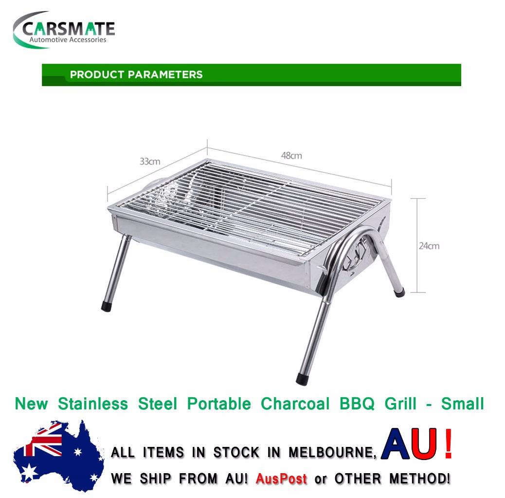 New stainless steel portable camping picnic outdoor