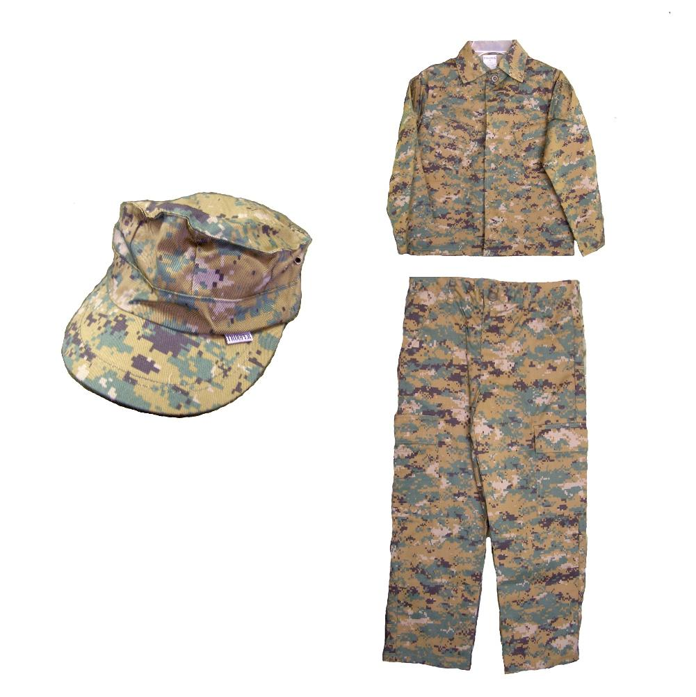 Trooper 3 Piece Children's Uniform Set USMC Woodland ...   1001 x 1002 jpeg 97kB