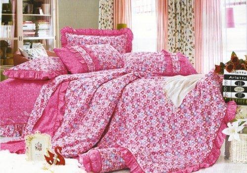 3pc 100 cotton extra long girls boys teen twin full dorm sabana bed sheet set 4 ebay. Black Bedroom Furniture Sets. Home Design Ideas