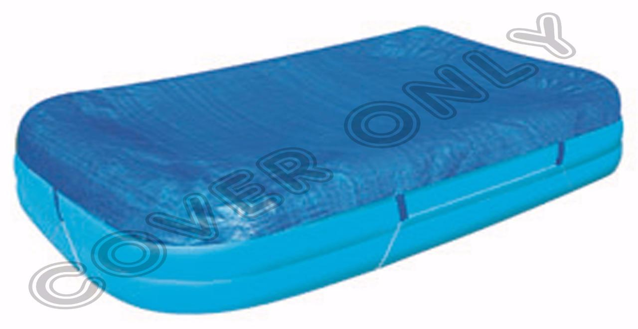 Bestway 8ft 10ft 12ft Fast Set Swimming Round Rectangular Paddling Pool Covers Ebay