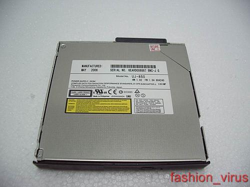 compaq evo n800c battery. DVD BURNER for Compaq Evo