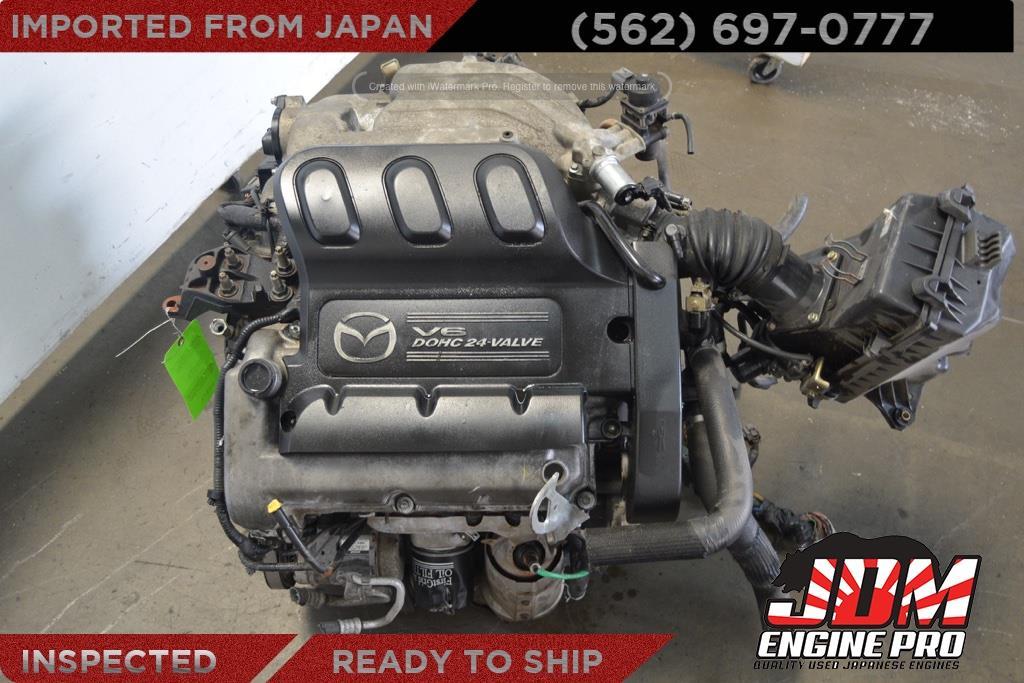 2002 2003 2004 2005 2006 Mazda MPV 3.0L DOHC ENGINE AJ ...
