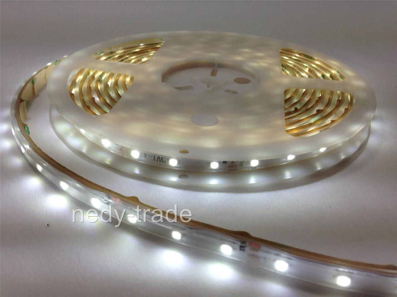 12v led leiste wei wasserdicht 5m led streifen strip lichter auto lkw kfz pkw ebay. Black Bedroom Furniture Sets. Home Design Ideas