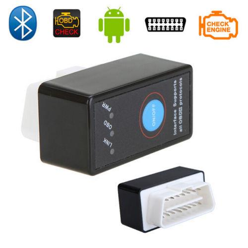 super mini elm327 bluetooth obd2 auto diagnostics scanner. Black Bedroom Furniture Sets. Home Design Ideas