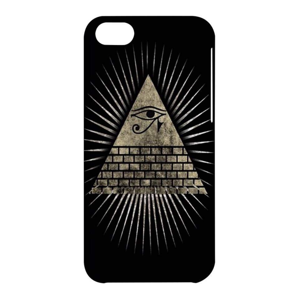 Illuminati Phone Case Car Interior Design