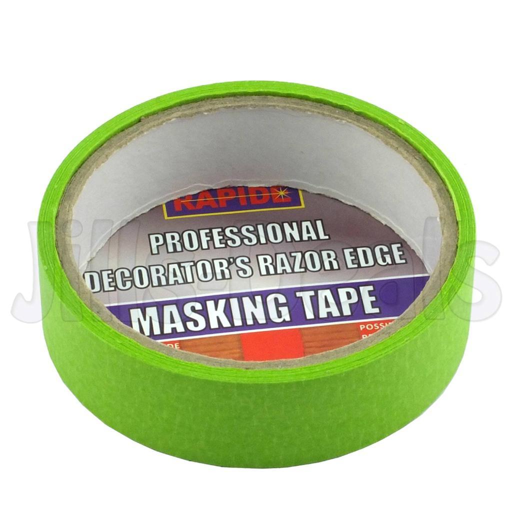 Razor edge masking tape professional decorator residue for Professional decorator