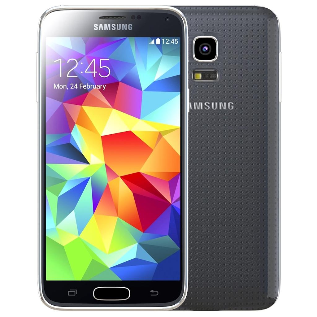samsung galaxy s5 mini 16gb unlocked lte 4g android smartphone black g800f ebay. Black Bedroom Furniture Sets. Home Design Ideas