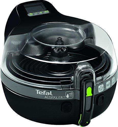 tefal actifry 2 in 1 fettarm gesund friteuse yv960140 1 5kg schwarz ebay. Black Bedroom Furniture Sets. Home Design Ideas