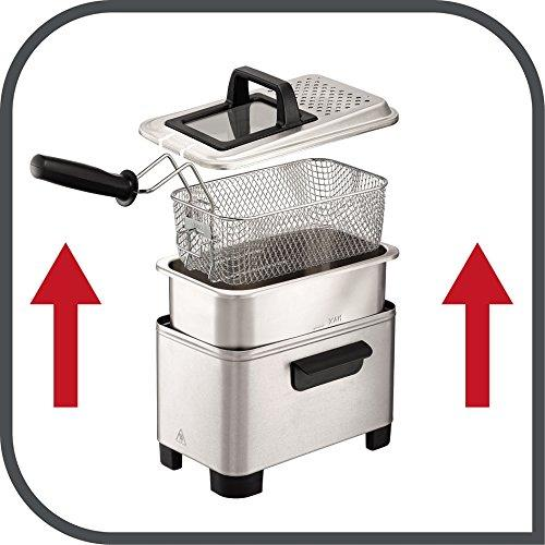 how to use a tefal deep fryer