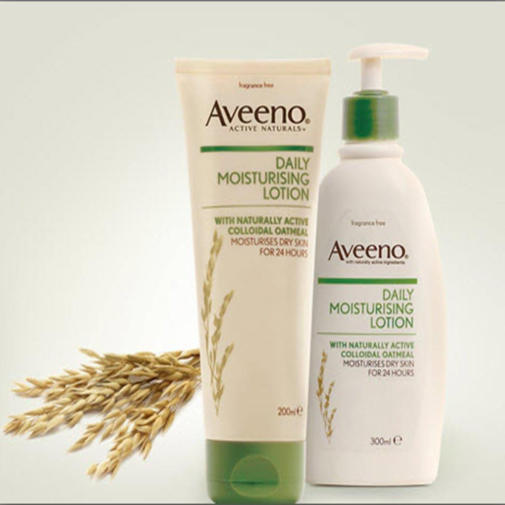 Aveeno with oatmeal