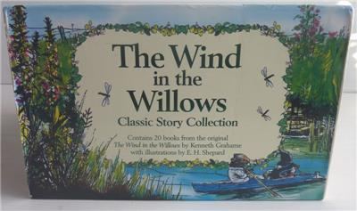 Wind in the willows book ebay