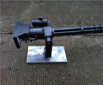 paintball minigun how to build