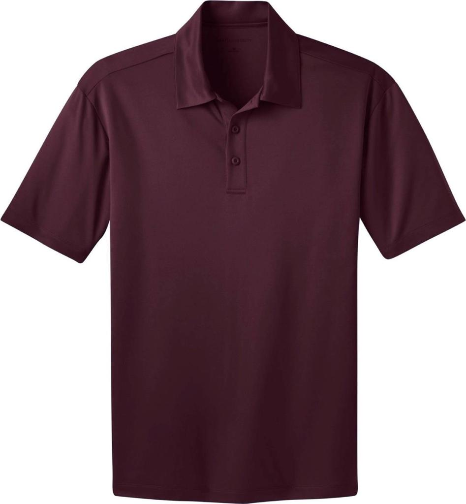 Dri Fit Silk Touch Short Sleeve Polo Shirt By Port