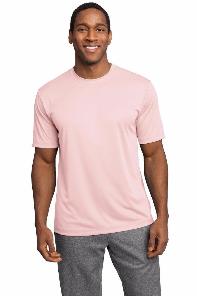 Men's Dri-Fit Big & Tall Sport-Tek Short Sleeve T-Shirt ...