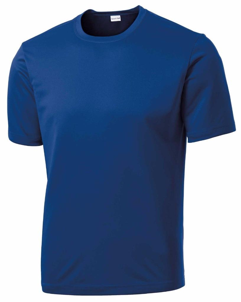 Many men's big and tall t-shirts fit into the casual category, giving you plenty of options when you need something to wear around the house or for running errands. Most shirts feature a single color, but some do have small logos.