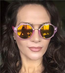 aviator designer sunglasses  steampunk designer
