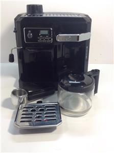 My Delonghi Coffee Maker Leaks : DeLonghi Combo Espresso/Coffee Maker eBay