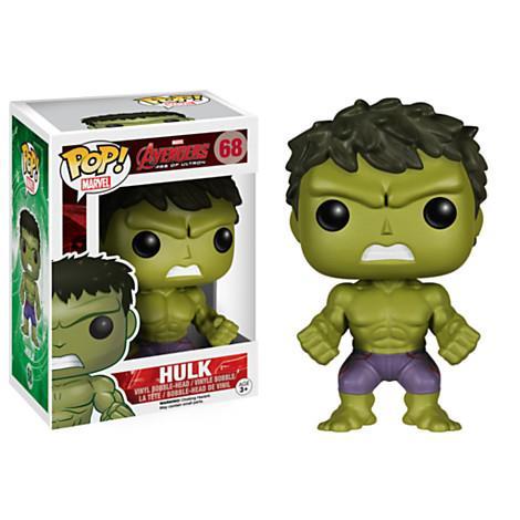 Avengers 2 Pop Vinyl Figures Funko NEW Hulk Iron Man Vision ultron thor FS UK