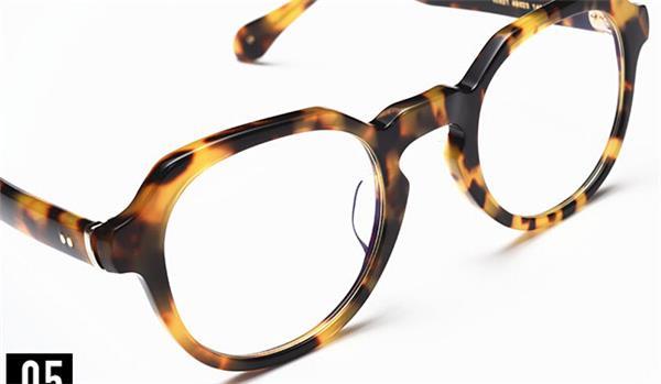 Big Blue Glasses Frames : KHOTY Japan plate big round Eyeglasses Frames blue light ...