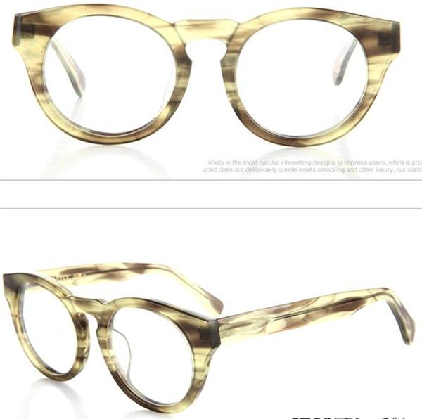 Japan KHOTY authentic hand made Eyeglasses Frame Eyewear ...