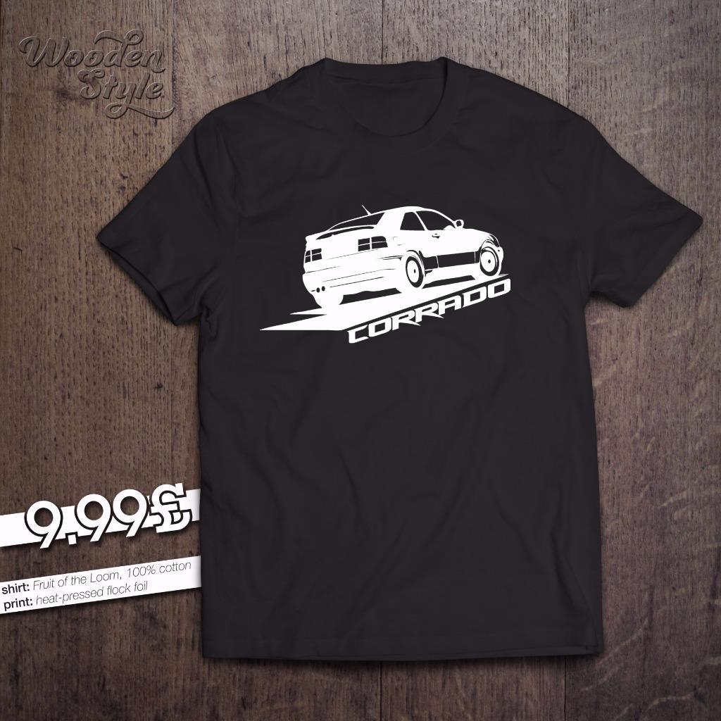 Mens Volkswagen Vw Corrado T Shirt Inspired Classic Car T