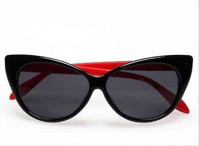 big black womens sunglasses  rockabilly sunglasses