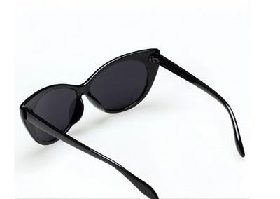 big black designer sunglasses  rockabilly sunglasses